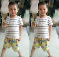 Bé trai 4 tuổi bị mất tích ở Nam Định đã được gia đình tìm thấy