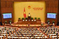 Tuần tới, Quốc hội sẽ hoàn tất công tác bầu nhân sự Nhà nước cấp cao
