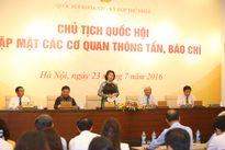 Sẽ đổi từ Quốc hội tham luận sang Quốc hội tranh luận
