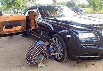 Cận cảnh Rolls-Royce Dawn siêu sang trị giá 33 tỷ đồng đầu tiên về Việt Nam