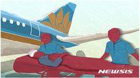 Chuyến bay chuyển bệnh nhân đặc biệt của Vietnam Airlines