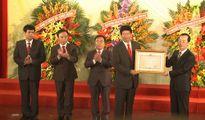 Bộ trưởng Phạm Hồng Hà trao Huân chương Độc lập hạng Nhất cho Công ty CP Sông Đà 9