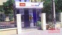 Nhiều cây ATM ở Quỳnh Lưu (Nghệ An) không hoạt động trong ngày nghỉ