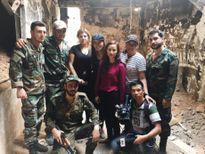 Nhà báo Lê Bình 3 lần thoát chết khi làm ký sự ở Syria