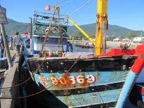 Ngư dân Đà Nẵng vớt được thi thể một người đàn ông