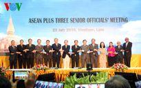 AMM-49: Hợp tác bền vững và hiệu quả với các đối tác của ASEAN