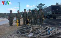 Ninh Thuận hỗ trợ các nạn nhân vụ sập bè nổi