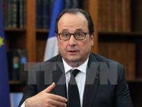 Pháp sẽ tăng cường pháo binh cho quân đội Chính phủ Iraq