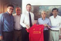 Liverpool sắp sang Việt Nam thi đấu?