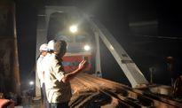 Đường sắt Việt Nam thất thu vì sự cố sập cầu Ghềnh