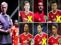 Mourinho thanh lọc MU: 3 chắc chắn đi, 8 bấp bênh