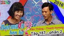 Hoài Linh nhảy hip hop và hát rap, tìm bạn gái hoa hậu ở Bạn muốn hẹn hò