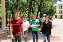 Nghệ An: 97,46% học sinh đậu tốt nghiệp