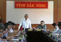 Lập xã mới cho di dân tự do tại Đắk Nông