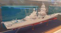 Hé lộ sức mạnh tàu khu trục lớp Leader của Nga