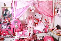 Quá yêu Hello Kitty