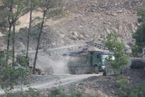 Lấy đất bừa bãi đắp nền quốc lộ: Yêu cầu dừng thi công