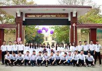Thi THPT Quốc gia 2016: Những cái nhất rạng danh đất học Nghệ Tĩnh