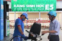 TP.HCM: Trên 50% cửa hàng xăng dầu đã bán xăng E5