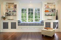 Cách thiết kế cửa chính và cửa sổ cho nhà ở