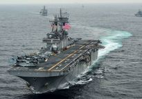 """Tin tức 24h: Biển Đông, Trung Quốc sắp diễu võ cùng Nga; Mỹ """"xoay trục"""" mạnh hơn; Chống tham nhũng phong cách """"bắt nhầm hơn bỏ sót""""; Gian dối thu phí phạt bao nhiêu ?"""