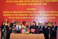 Việt Nam ký hiệp định, vay WB 371 triệu USD