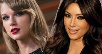 Vợ Kanye West hát rap trêu tức Taylor Swift