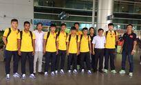 U16 Việt Nam về nước, trọng tài quên thẻ ở Quảng Nam