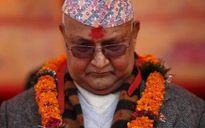 Thủ tướng Nepal từ chức trước khi tổ chức bỏ phiếu bất tín nhiệm