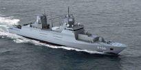 Phát hoảng kích cỡ tàu hộ tống F125 của Hải quân Đức