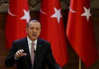 Erdogan khép lại con đường hội nhập với châu Âu?