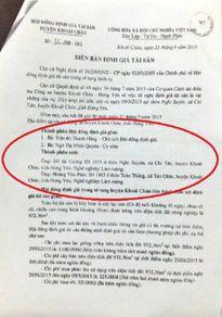 Tiếp vụ con kiện mẹ ở Hưng Yên: Cả làng ký thư minh oan gửi Phó thủ tướng Trương Hòa Bình