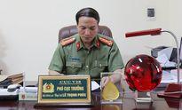 """Đại tá Công an và """"kỷ niệm"""" về cuộc đấu súng sinh tử"""