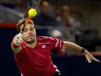 """Rogers Cup ngày 2: Wawrinka """"lết"""" vào vòng trong"""