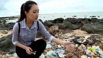 An Trĩ Vương chung tay cùng thí sinh HHVN 2016 vì một Lý Sơn không rác