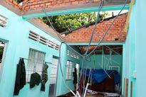 Trà Vinh: Lốc xoáy gây thiệt hại lớn tại Ban Chỉ huy quân sự huyện Duyên Hải