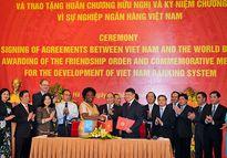 WB ký khoản vay 371 triệu USD cho Việt Nam