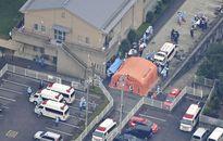 Nhân chứng vụ đâm dao ở Nhật: Máu bao trùm nạn nhân
