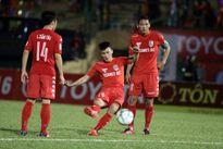 Công Vinh và 10 cầu thủ khác không được thi đấu tại vòng 18 V.League