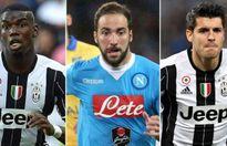 Hiệu ứng domino khi Higuain đến Juventus