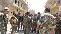 Quân đội Syria tiêu diệt nhiều phần tử IS tại Deir Ezzor