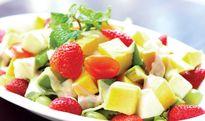 Những món salad tốt cho sức khỏe người cao huyết áp