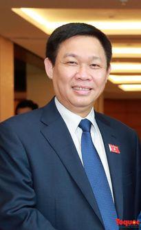 GS.TS Vương Đình Huệ tiếp tục được giới thiệu làm Phó Thủ tướng Chính phủ