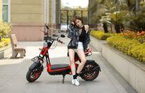 Hot girl Tú Linh quyến rũ và cá tính trong bộ ảnh mới
