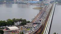 Singapore - Malaysia xây đường sắt cao tốc tránh tắc đường liên quốc gia