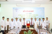 Bệnh viện đầu tiên ở phía Nam nhận chứng nhận ISO 15189 : 2012