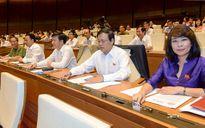 Quốc hội đồng ý cơ cấu Chính phủ vẫn có 5 Phó Thủ tướng