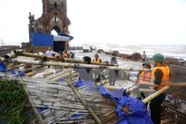 Ngân hàng Chính sách chỉ đạo khắc phục thiệt hại do bão gây ra