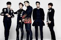 Rộ tin Big Bang sang Việt Nam biểu diễn vào tháng 10