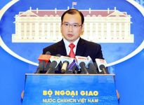 Việt Nam phản đối việc quan chức Đài Loan ra khu vực Ba Bình